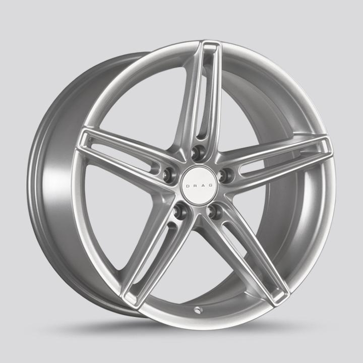 Drag Wheels DR73 - Silver