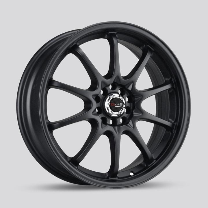 Drag Wheels DR9 - Flat Black