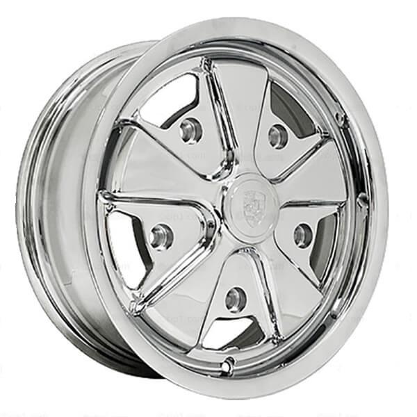 Empi Wheels 911 Alloy - Chrome Rim
