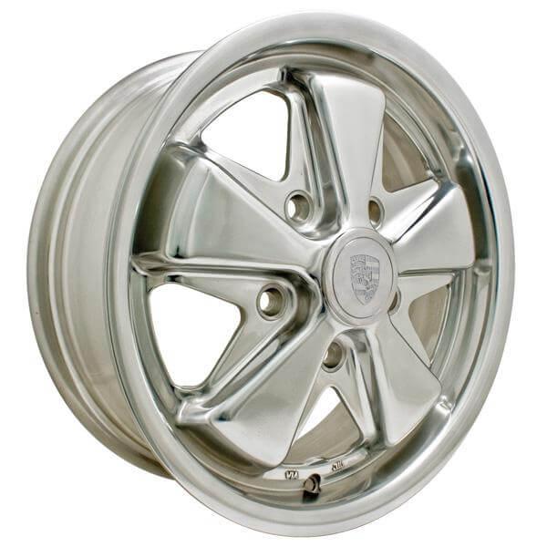 Empi Wheels 911 Alloy - Polished Rim