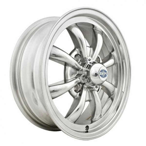 Empi Wheels GT-8 - Polished Rim