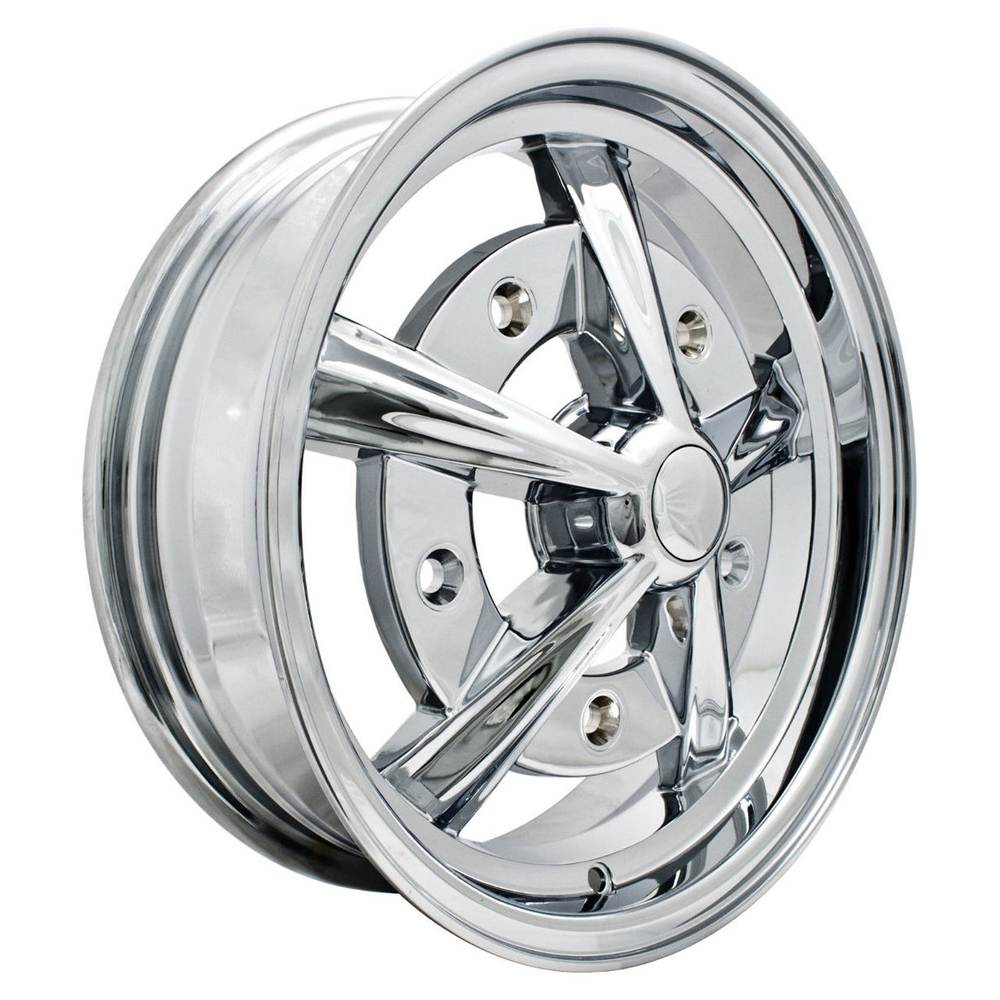 Empi Wheels Raider - Chrome Rim