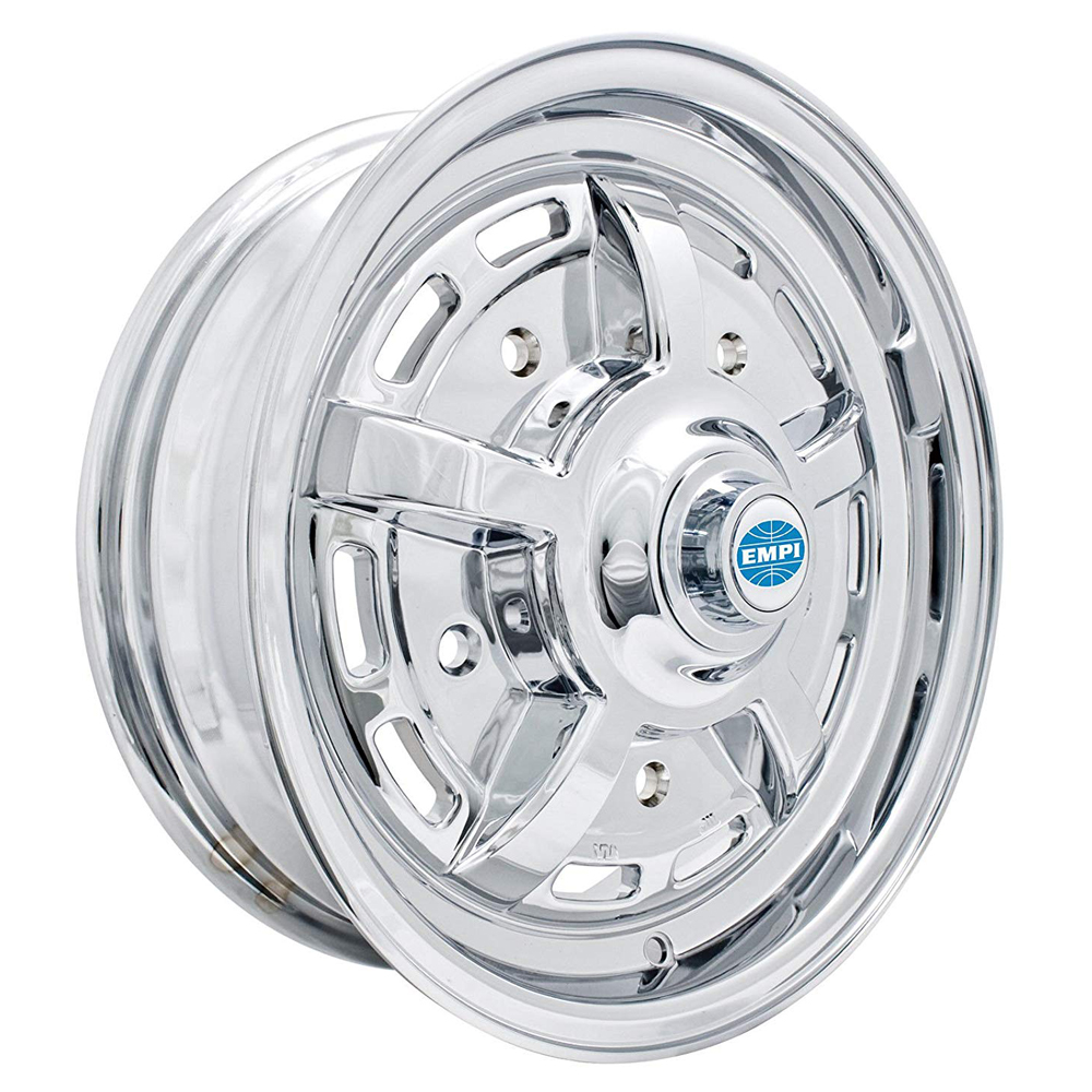 Empi Wheels Sprintstar - Chrome Rim