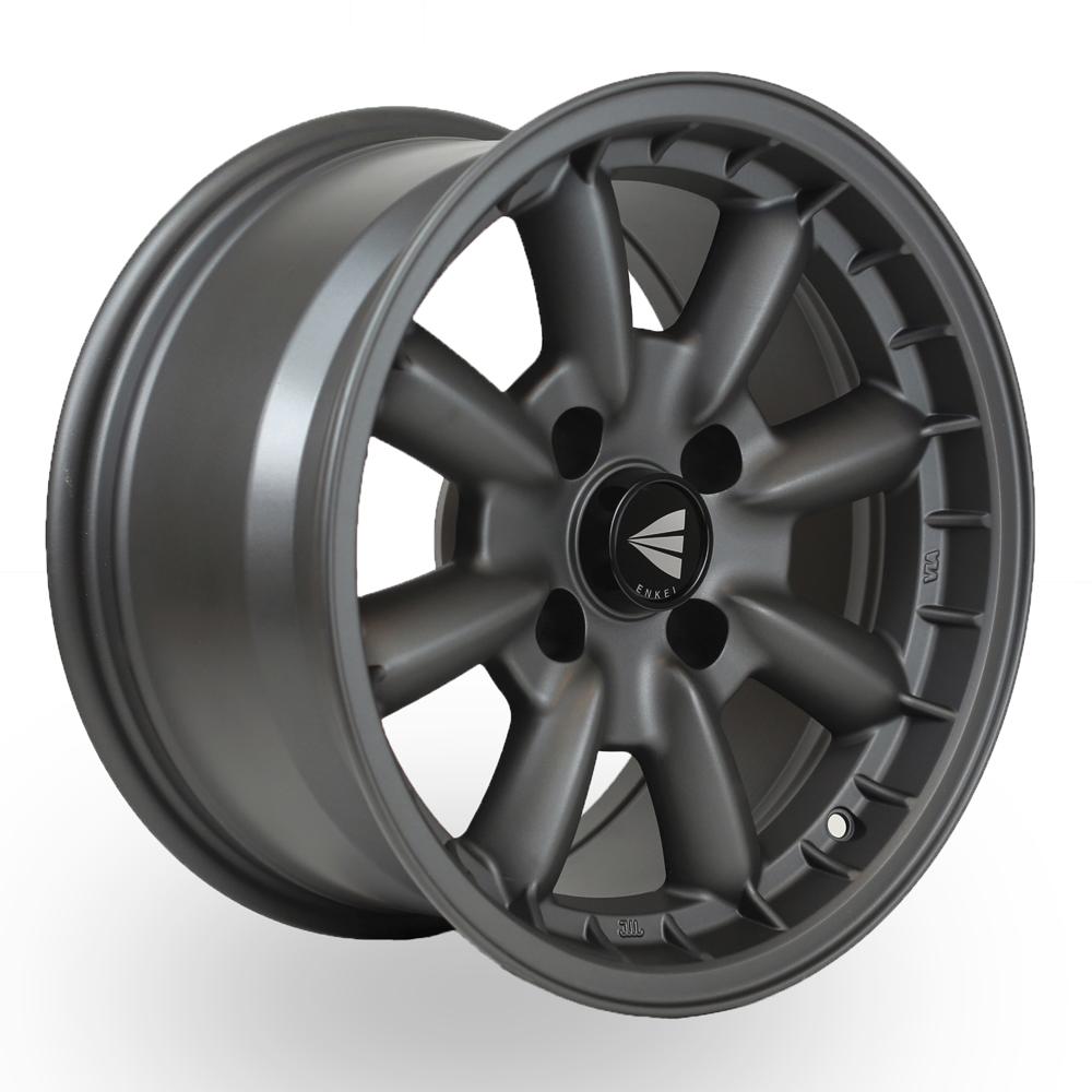 Enkei Wheels Compe - Matte Gunmetal Rim