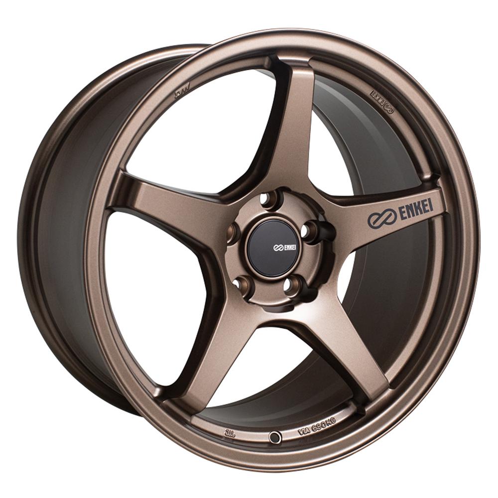 Enkei Wheels TS5 - Matte Bronze Rim