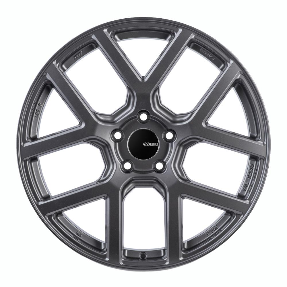 Enkei Wheels YX-5 - Gunmetal Rim