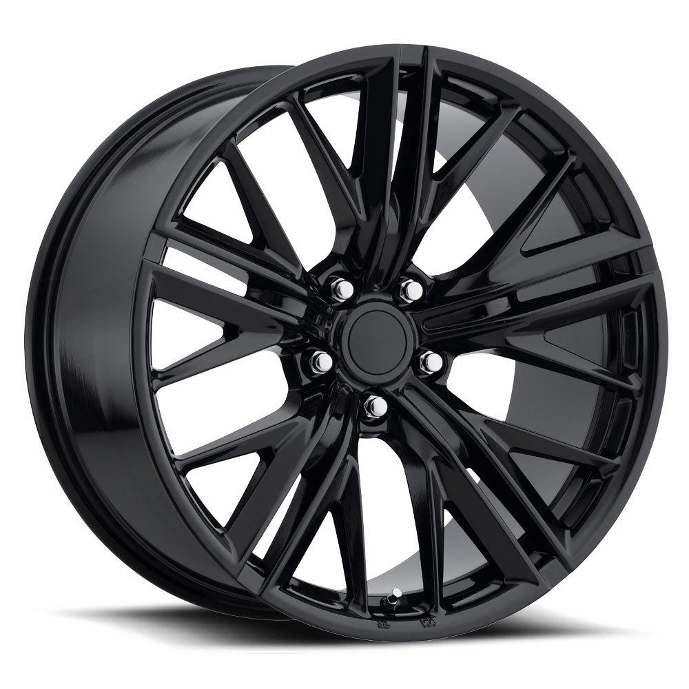 Factory Reproductions Wheels FR 28 ZL1 Camaro - Gloss Black Rim