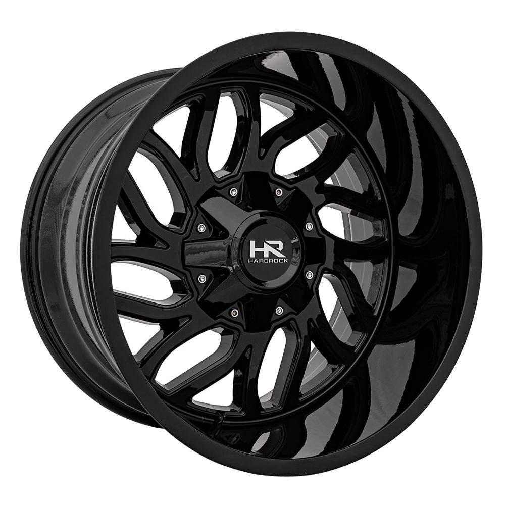 Hardrock Offroad Wheels Destroyer - Gloss Black Rim