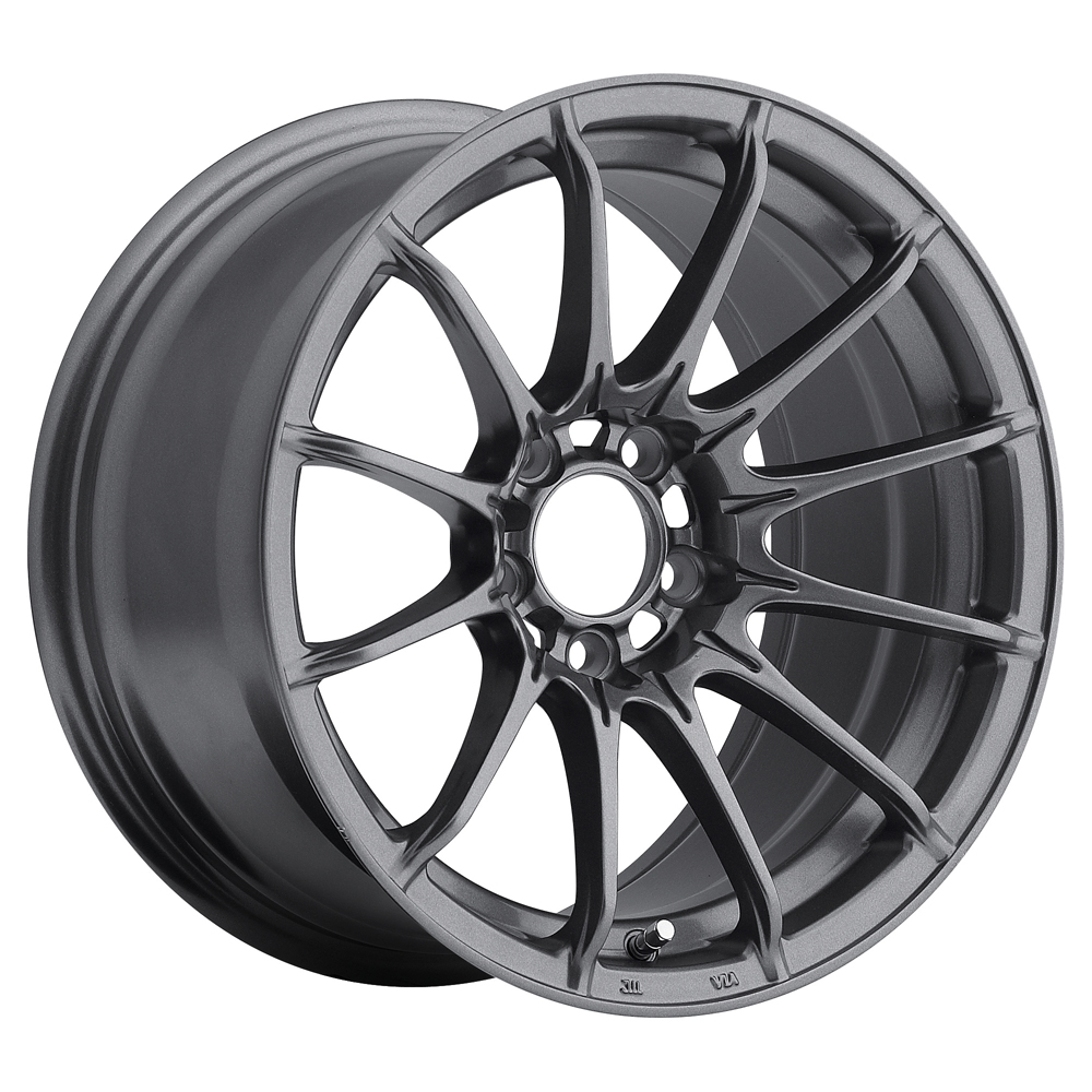 Konig Wheels Dial In - Matte Grey Rim