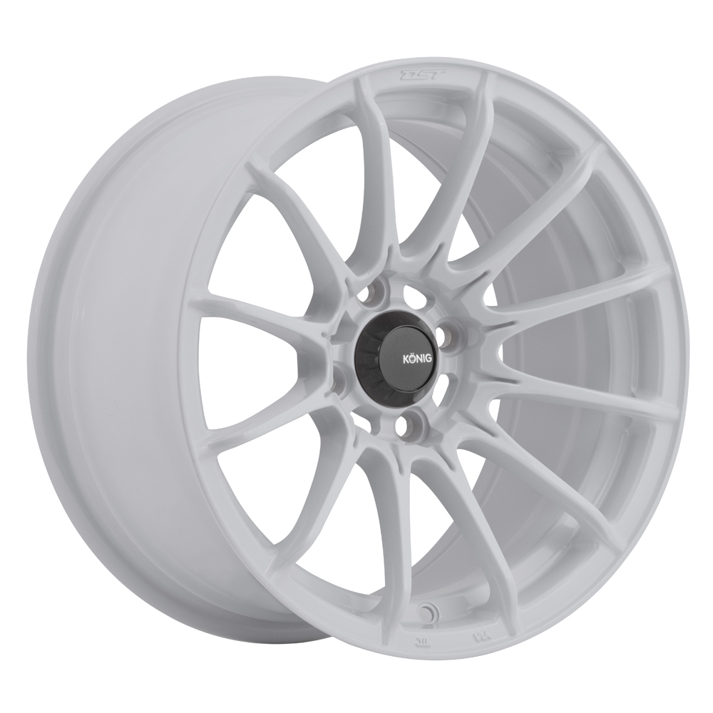 Konig Dial In - Gloss White