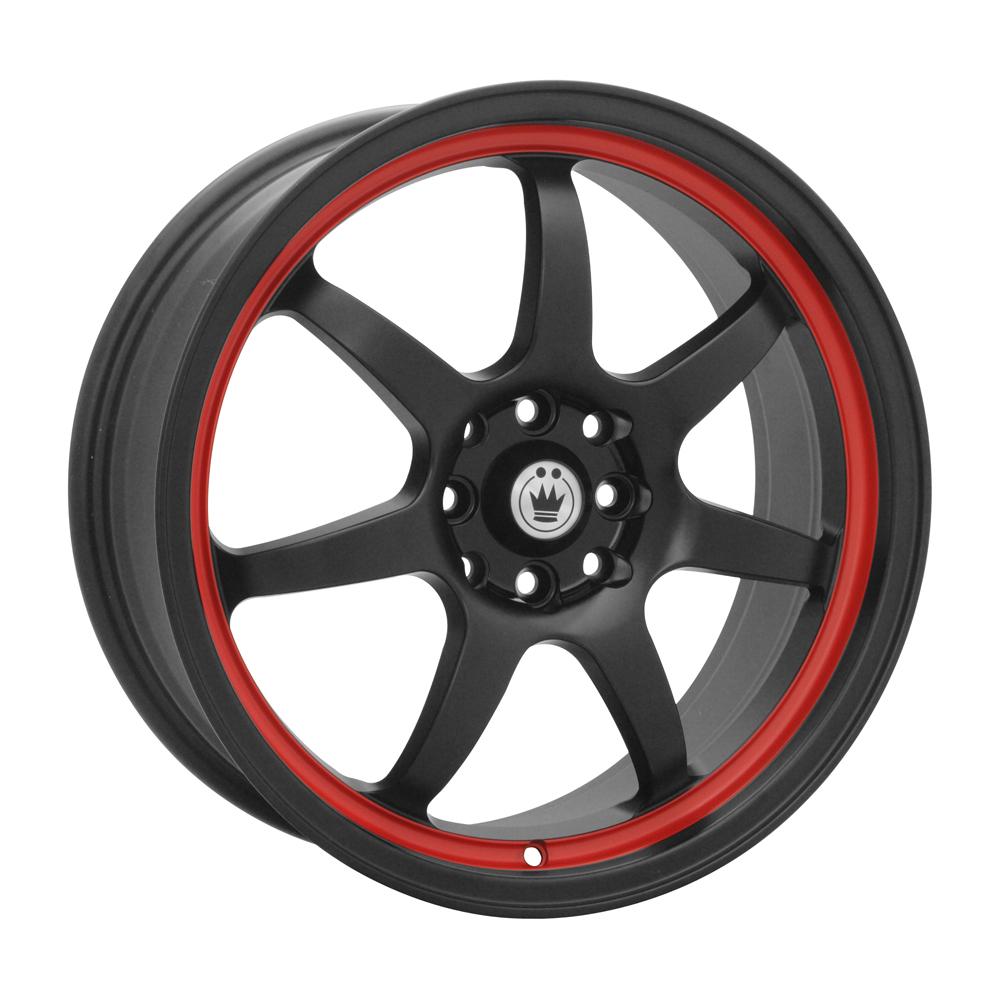 Konig Forward - Black/Red Stripe