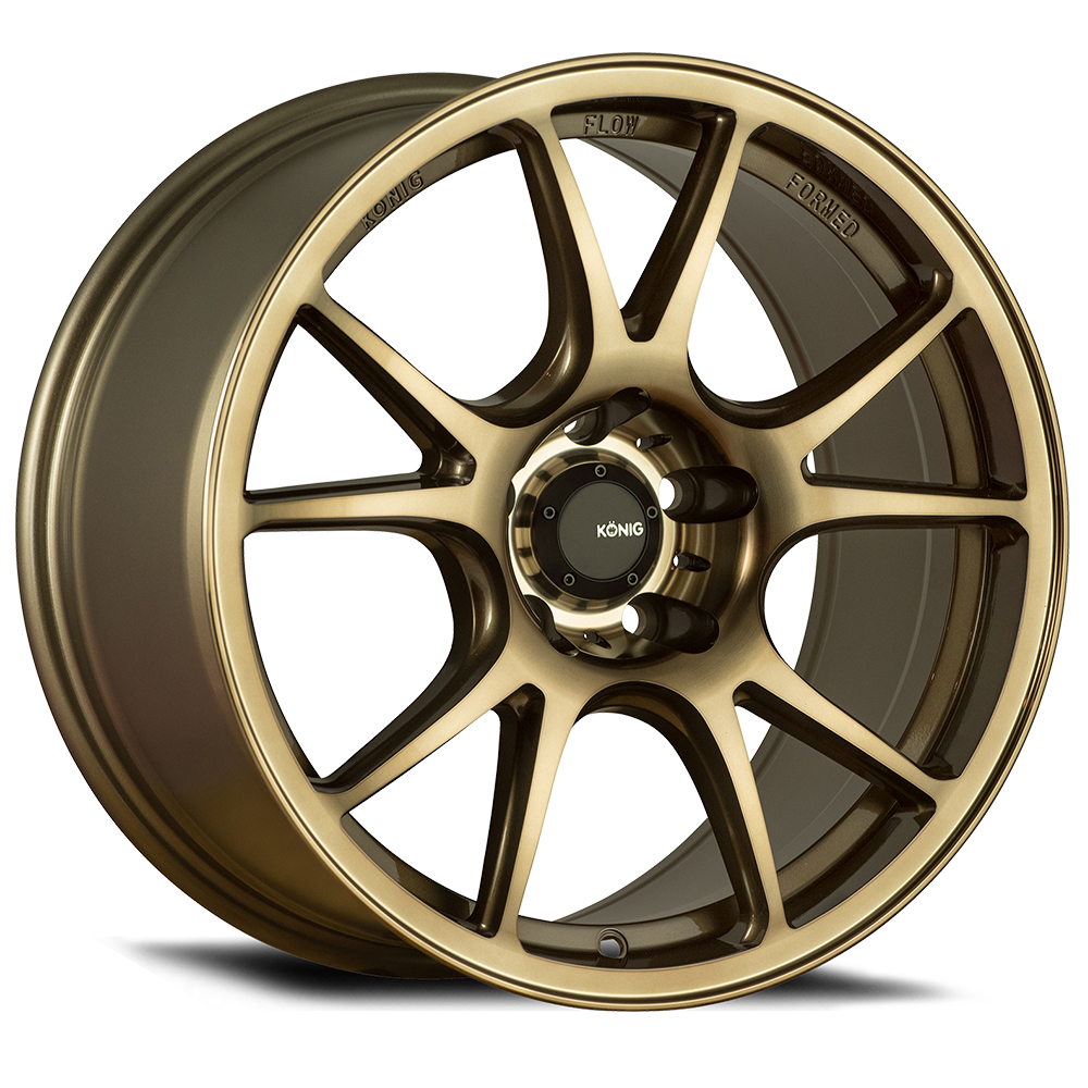 Konig Freeform - Bronze