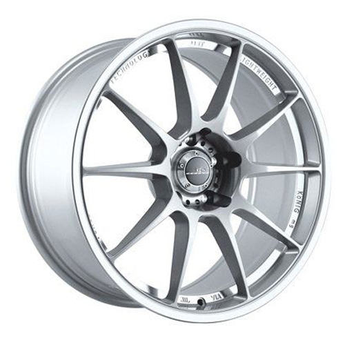 Konig Wheels Milligram - Silver/Machine Undercut
