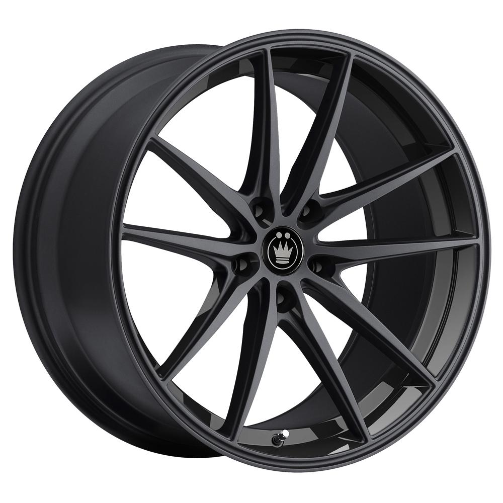 Konig Wheels Oversteer - Gloss Black Rim