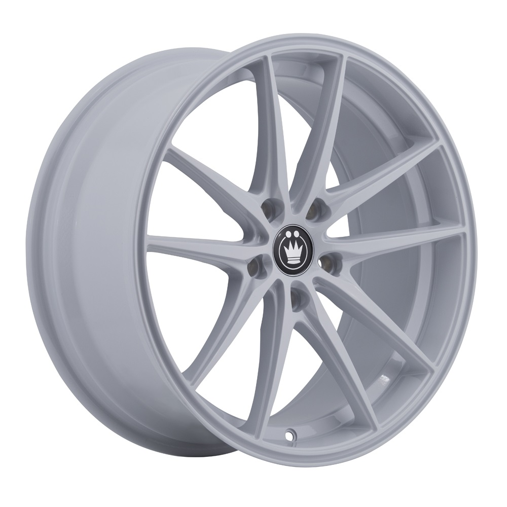 Konig Wheels Oversteer - White Rim
