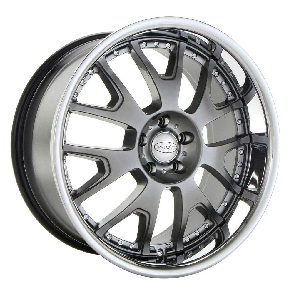 Privat Wheels Rennstadt - Black Opal Rim