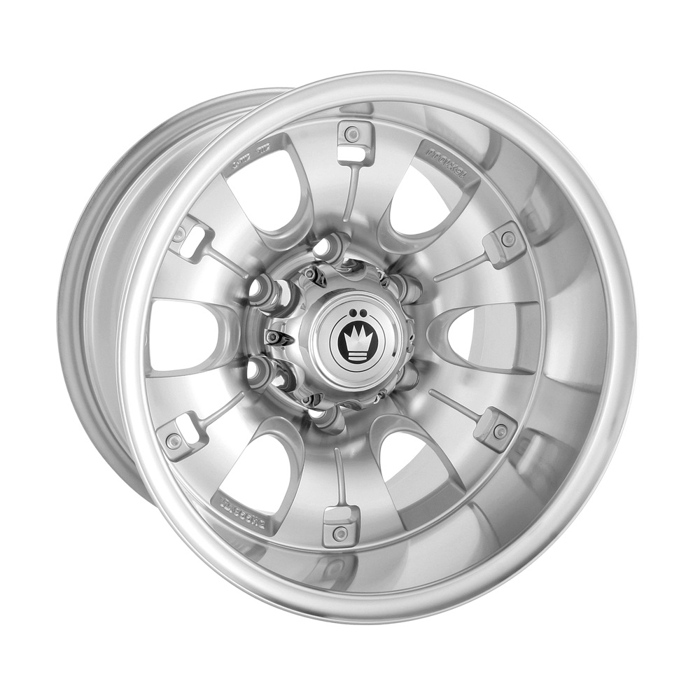 Konig Rugged Road - Silver
