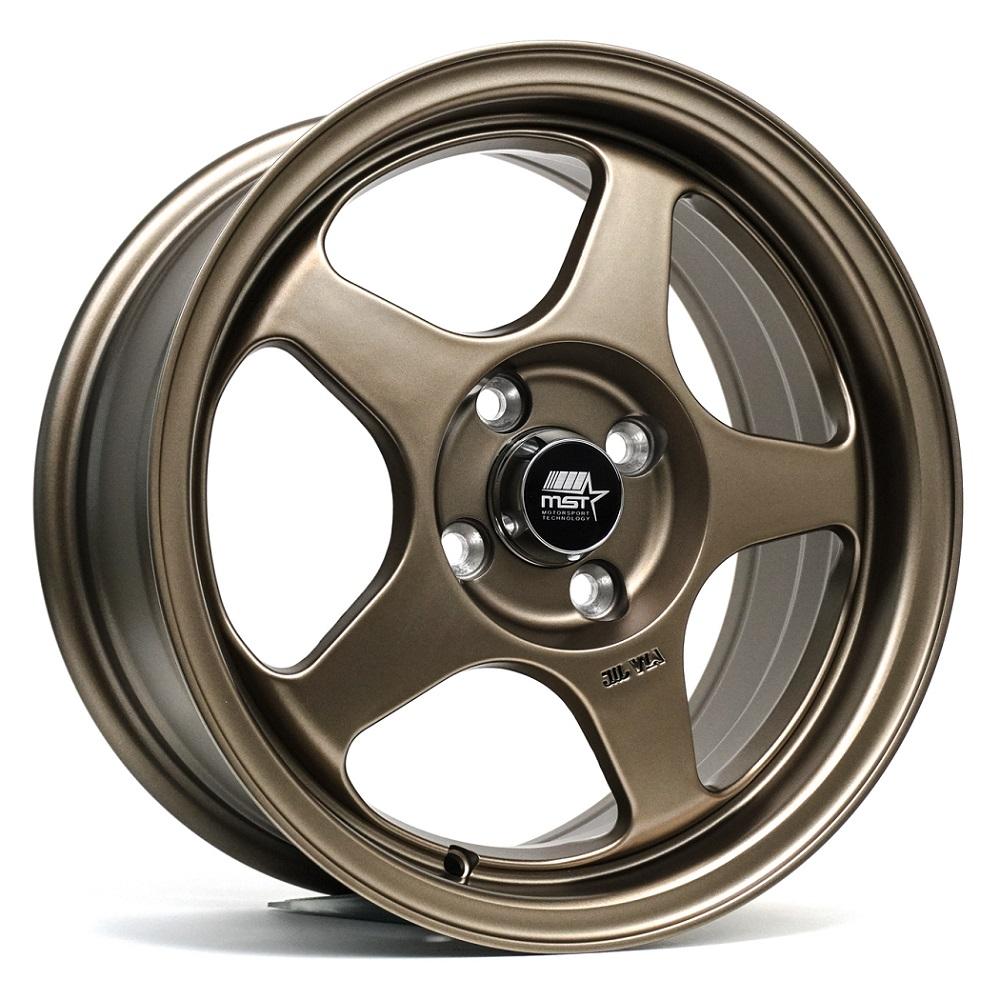 MST Wheels MT29 - Matte Bronze Rim