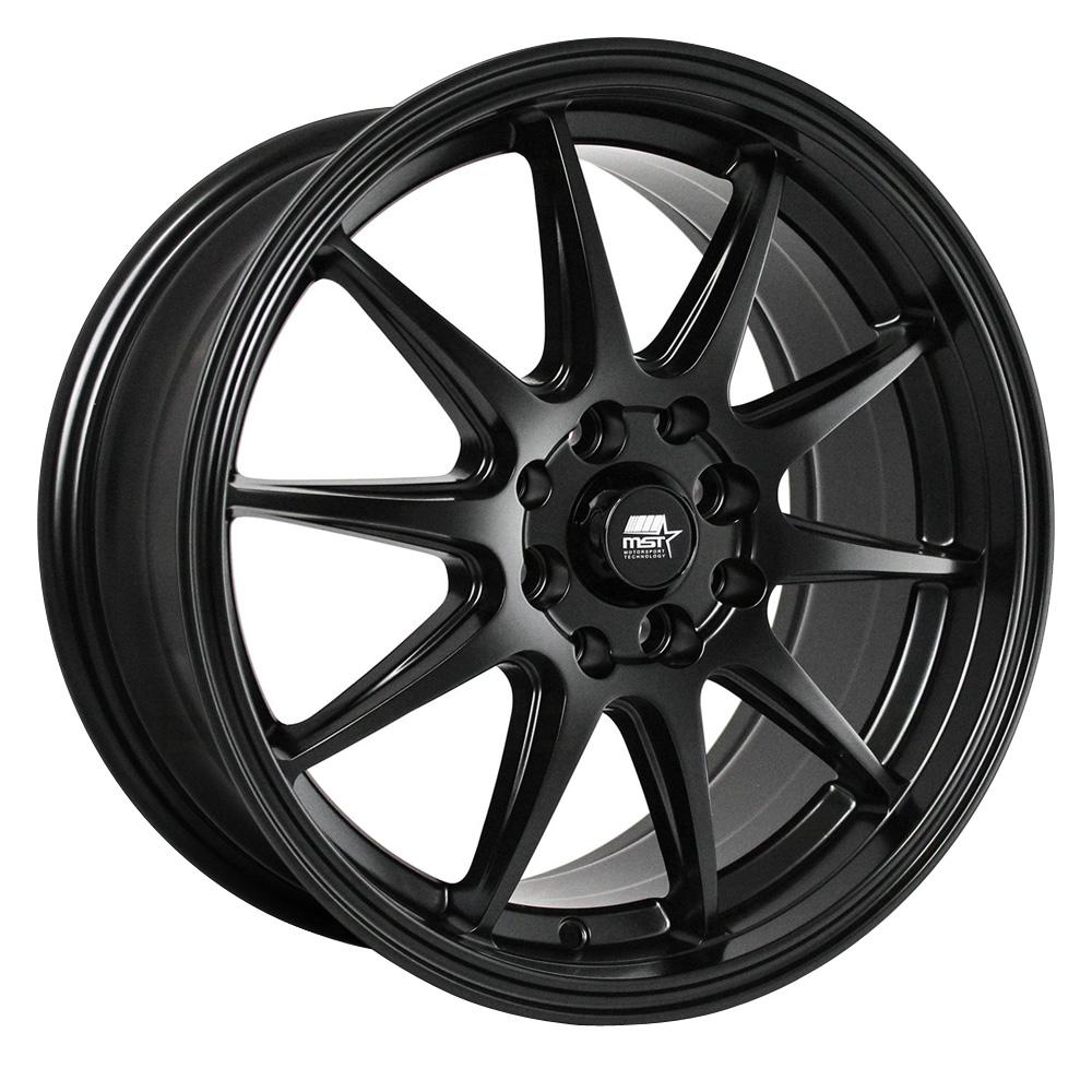MST Wheels MT41 - Matte Black Rim