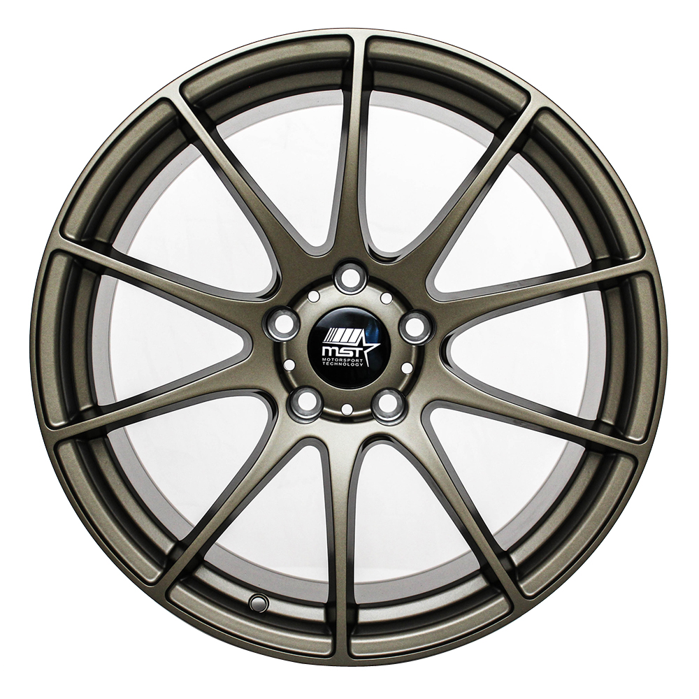 MST Wheels MT44 - Matte Bronze Rim