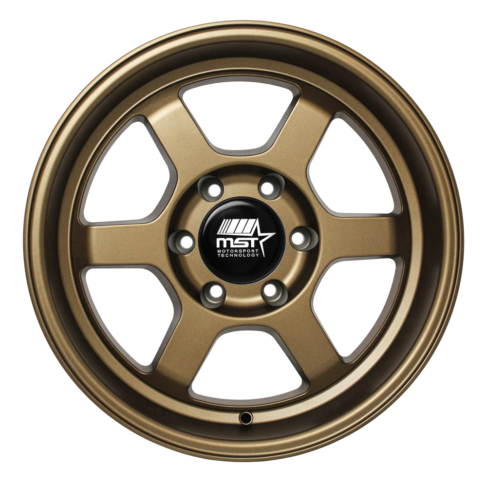 MST Wheels Time Attack Truck - Matte Bronze Rim