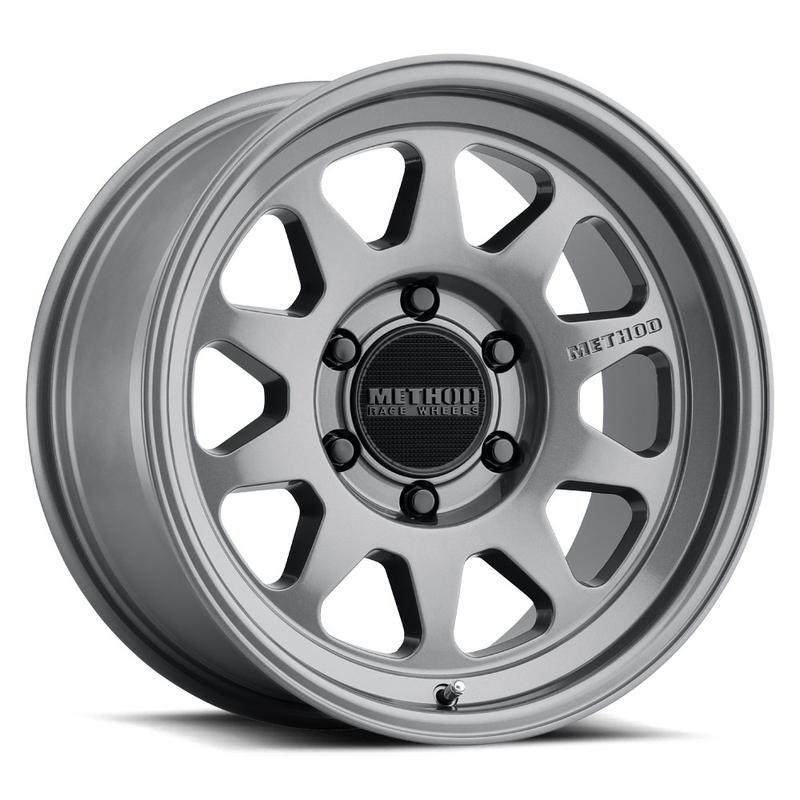 Method Wheels 316 Street - Gloss Titanium Rim