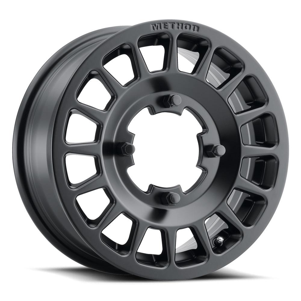 Method Wheels 407 UTV Bead Grip - Matte Black Rim