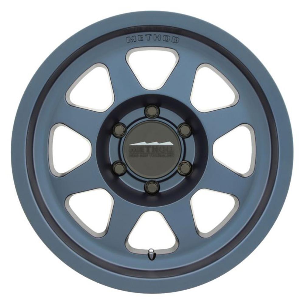Method Wheels 701 Trail - Bahia Blue Rim
