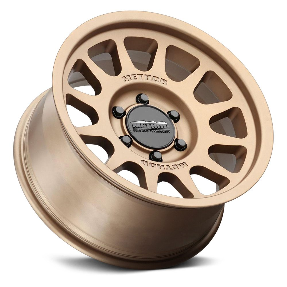 Method Wheels 703 Trail - Bronze Rim