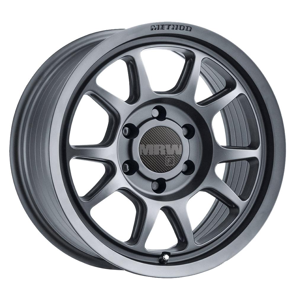Method Wheels 313 Street - Gloss Titanium Rim