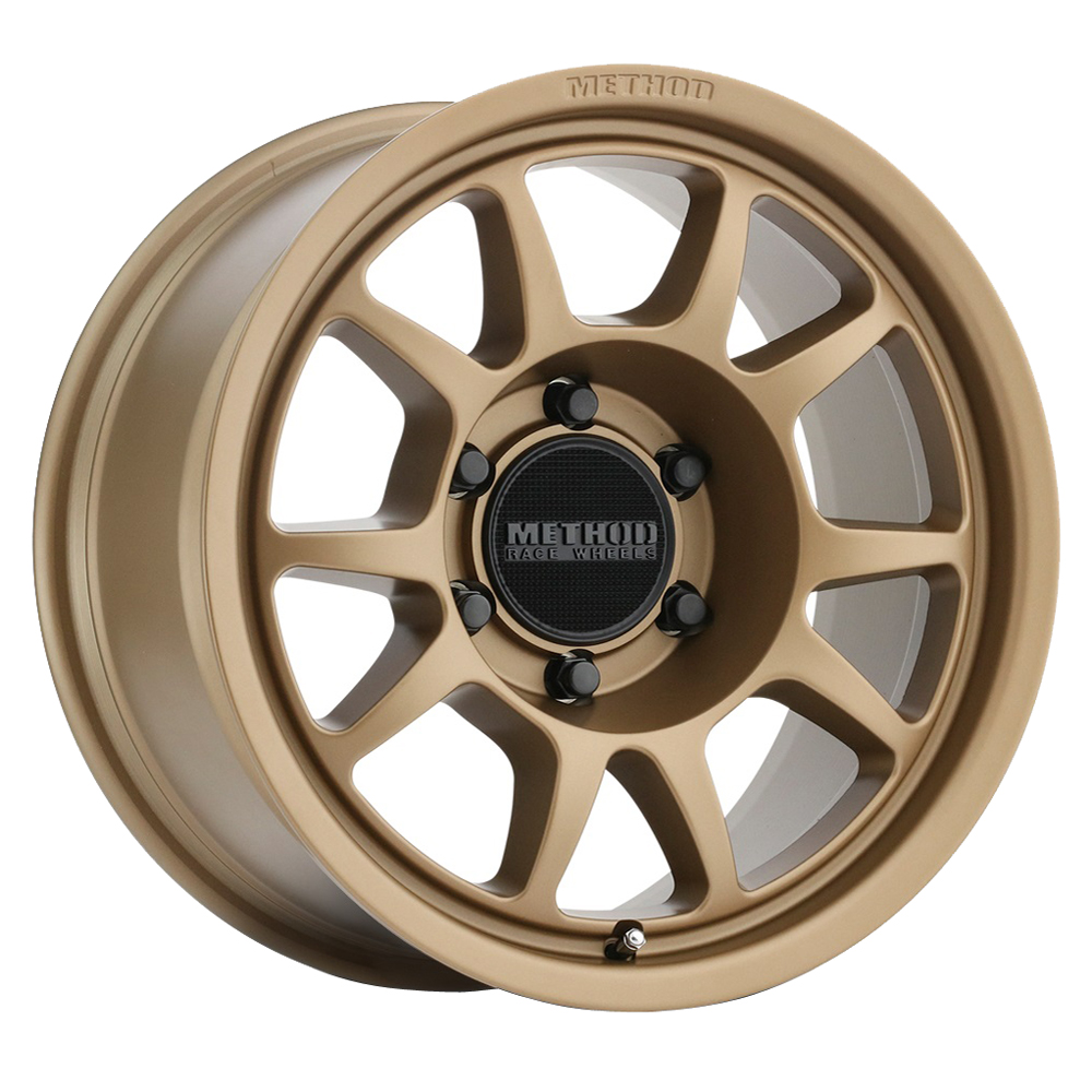 Method Wheels 702 Trail - Bronze Rim