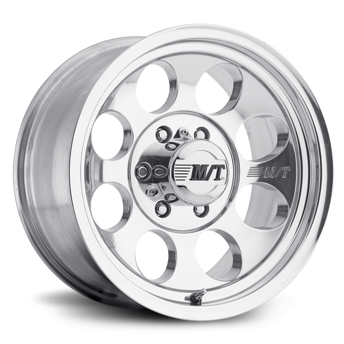 Mickey Thompson Wheels Classic III - Polished Rim