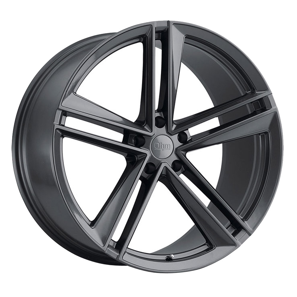 Ohm Wheels Lightning - Gunmetal Rim