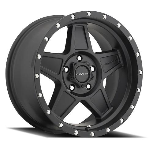 Pro Comp Wheel Series 35 Predator - Satin Black Rim