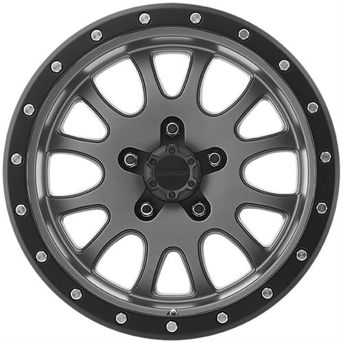 Pro Comp Wheel Series 44 Syndrome - Matte Graphite Rim