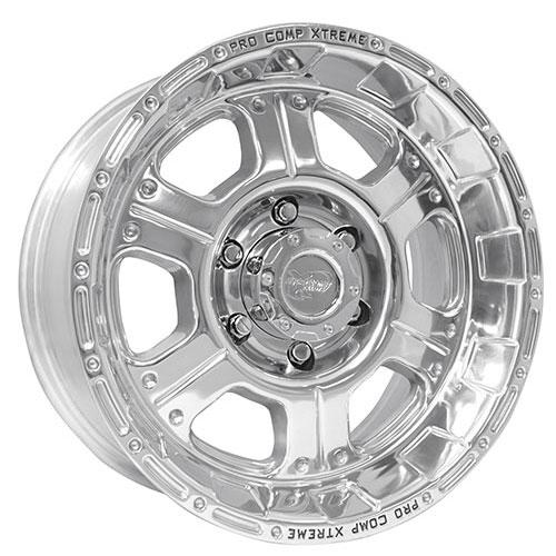 Pro Comp Wheel Series 89 Kore - Polished Rim