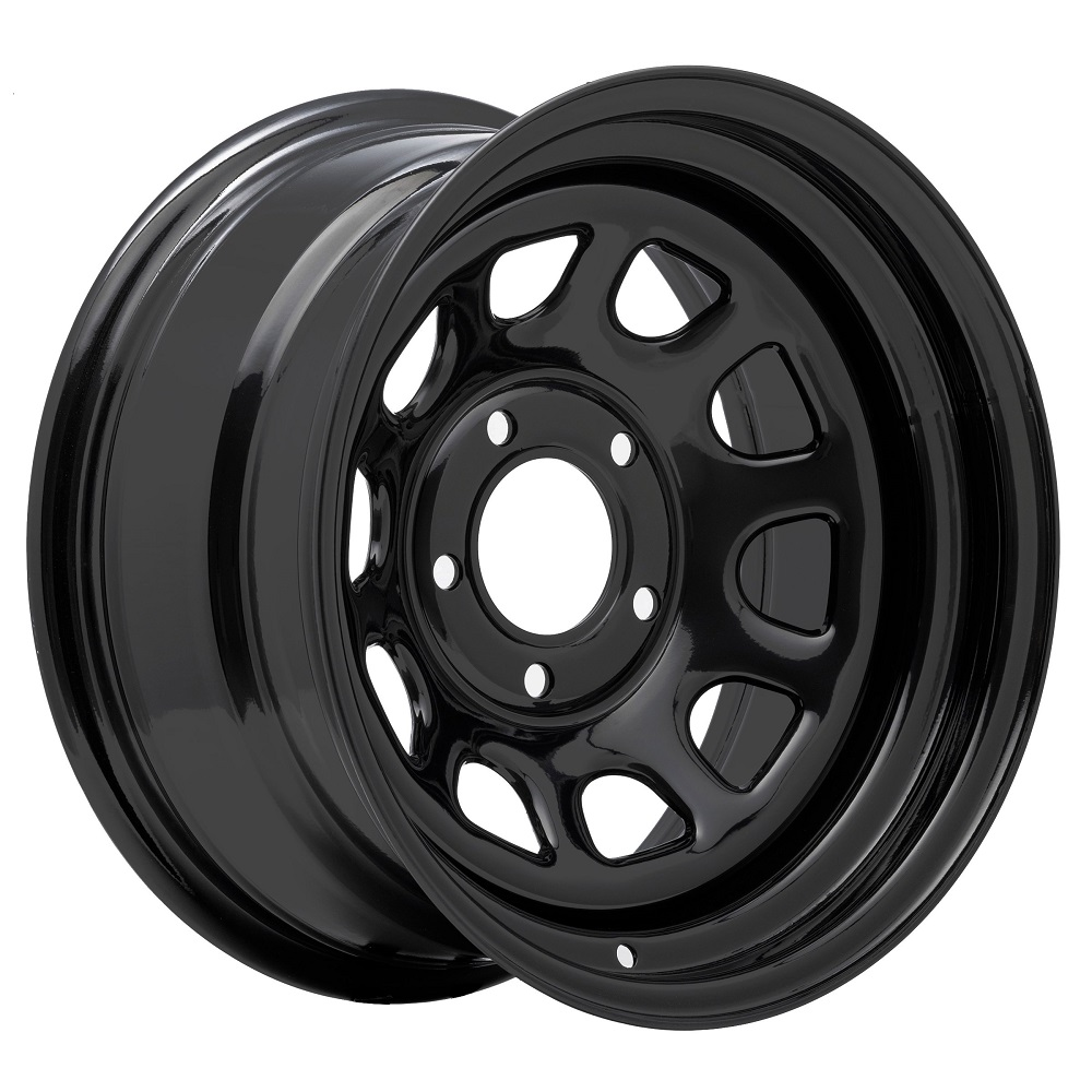 Pro Comp Steel Wheel Series 51 - Flat Black Rim