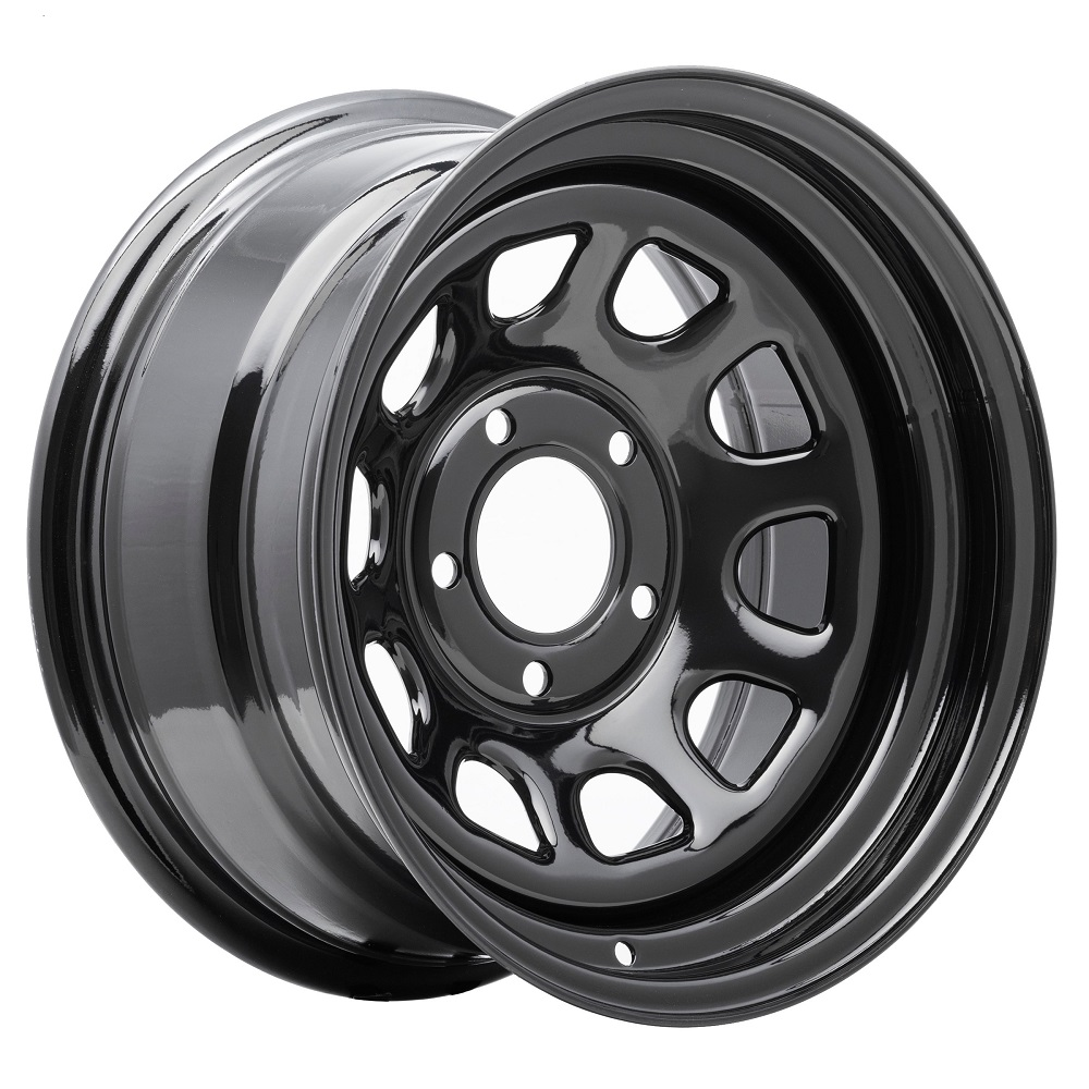Pro Comp Steel Wheel Series 51 - Gloss Black Rim