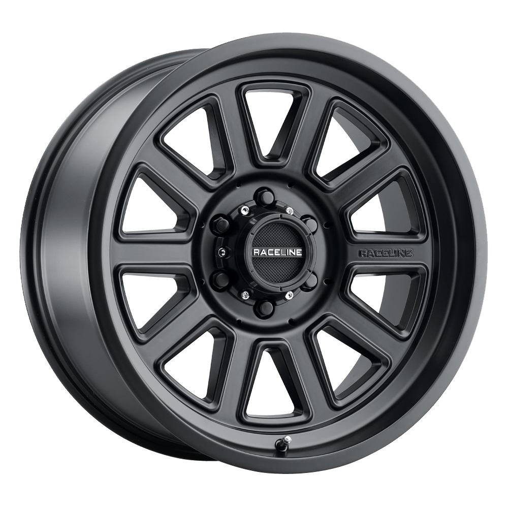 Raceline Wheels 943B Magnum - Satin Black Rim