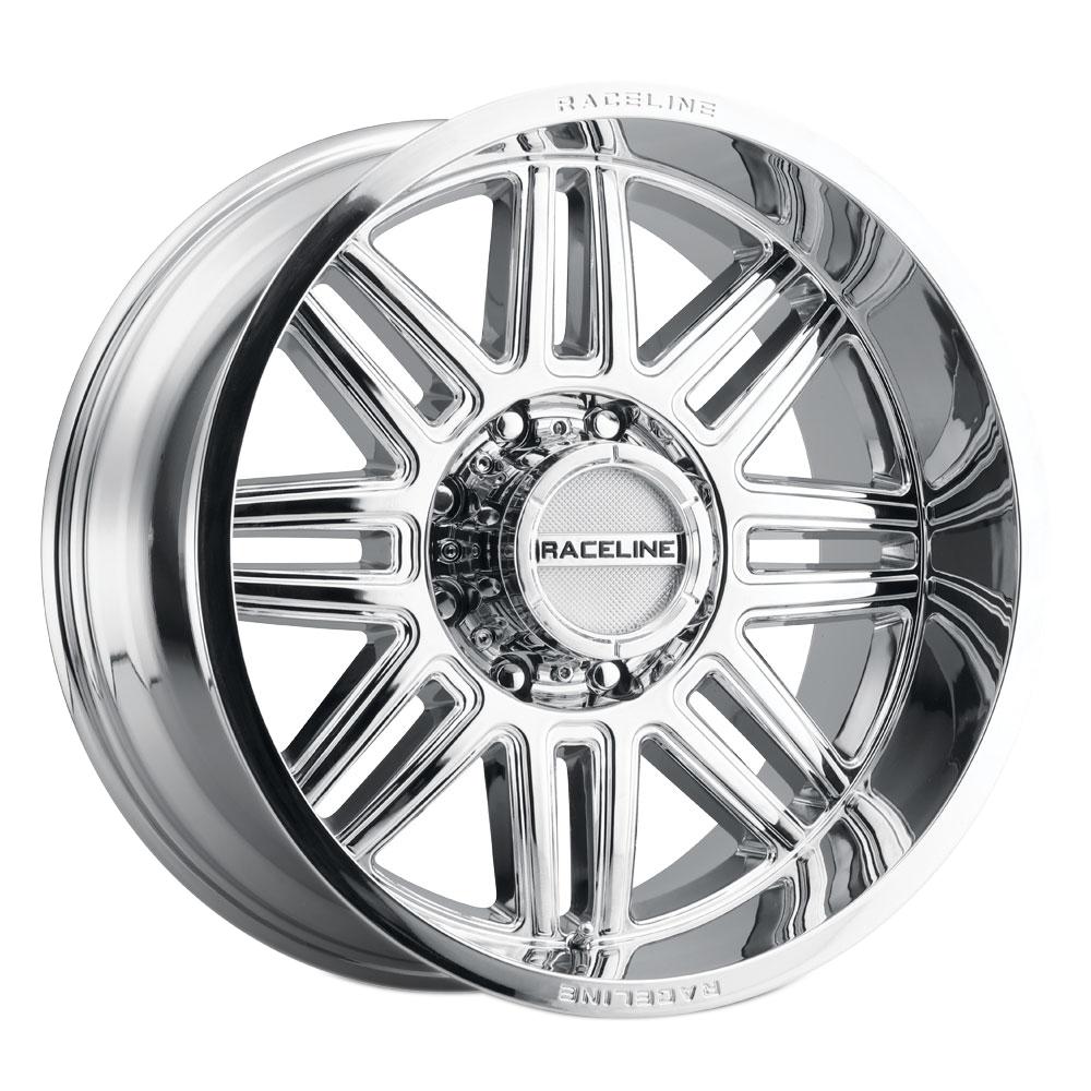 Raceline Wheels 948 Split - Chrome Rim