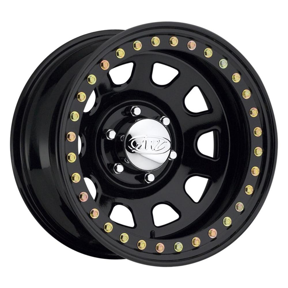 Raceline Wheels RT51 Daytona Beadlock - Black