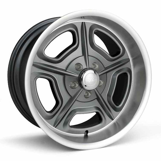 Racestar Wheels 32 Mirage - Gray Rim