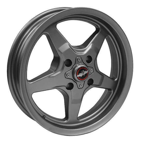 Racestar Wheels 92 Drag Star Bracket Racer - Bronze Rim