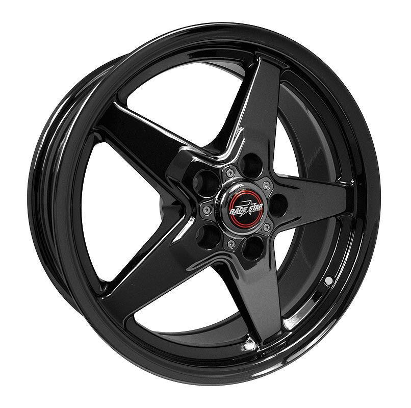 Racestar Wheels 92 Drag Star - Dark Star Rim - 18x5