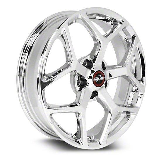 Racestar Wheels 95 Recluse - Chrome Rim - 18x5