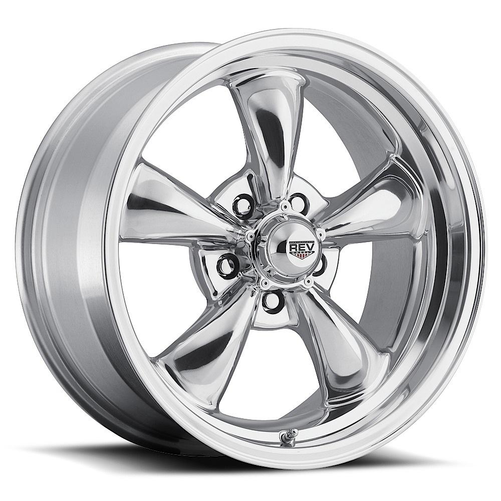 Rev Wheels 100 Classic - Polished Rim
