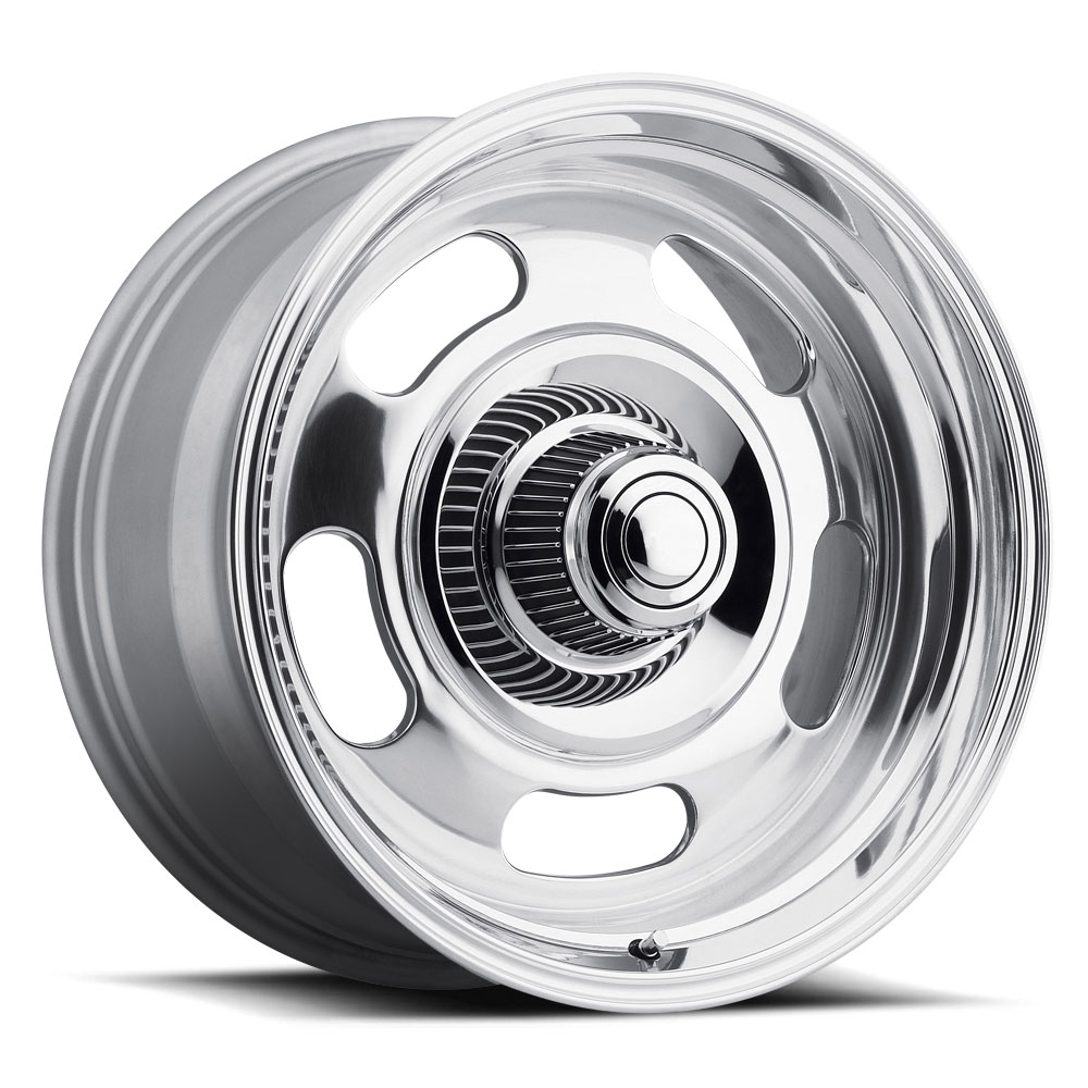 Rev Wheels 107 Classic Rally - Polished