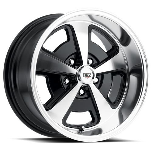 Rev Wheels 109 Classic Magnum - Polished Rim