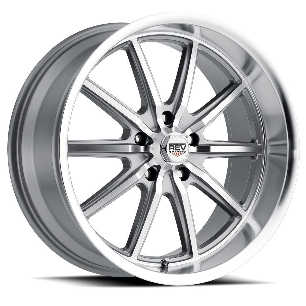 Rev Wheels 110 Classic - Anthracite Rim