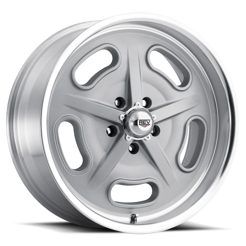 Rev Wheels 111 Classic Salt Flat - Anthracite Rim